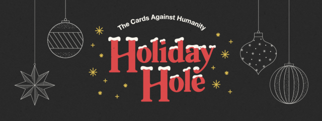 Holiday Hole